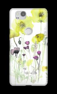 Vilda blommor skal Pixel 2