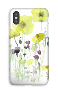 Fleurs sauvages Coque  IPhone XS