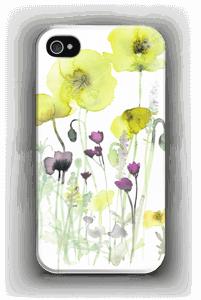 Vilda blommor skal IPhone 4/4s