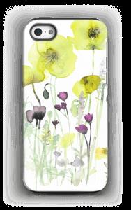 Villblomster deksel IPhone 5/5s tough