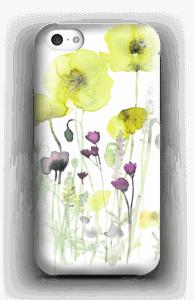 Villblomster deksel IPhone 5c