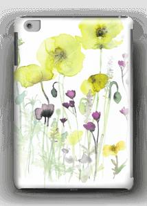 Painted Yellow Flowers case IPad mini 2