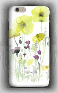 Villblomster deksel IPhone 6