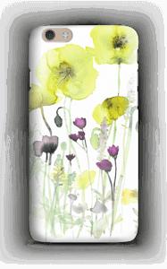 Villit kukat kuoret IPhone 6 Plus