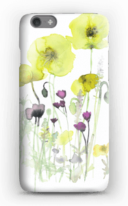 Villblomster deksel IPhone 6s