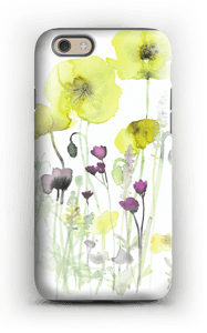 Wild flowers case IPhone 6s tough