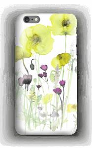 Villblomster deksel IPhone 6s Plus
