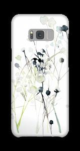 Vinterblommor skal Galaxy S8 Plus