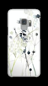 Winterblumen Handyhülle Galaxy S9