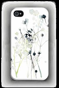 Talvikukat kuoret IPhone 4/4s