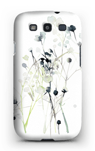 Vinterblomster cover Galaxy S3