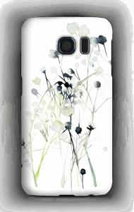 Vinterblommor skal Galaxy S6