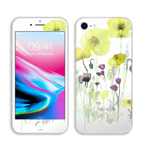 Fleurs sauvages Skin IPhone 8