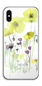 Vilda blommor Skin IPhone X
