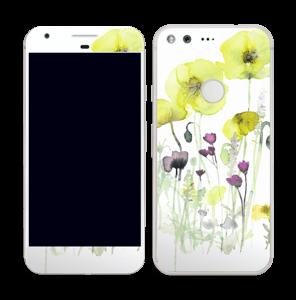 Vilde blomster Skin Pixel