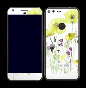 Fleurs sauvages Skin Pixel XL