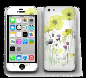 Fleurs sauvages Skin IPhone 5c