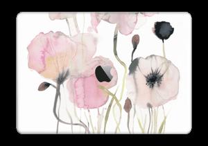 """Lyserøde blomster Skin MacBook Pro 13"""" 2016-"""