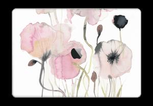 """Lyserøde blomster Skin MacBook Pro 15"""" 2016-"""