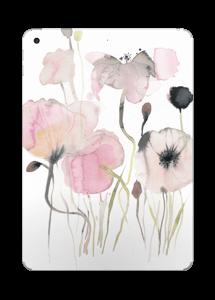 Lyserøde blomster Skin IPad 2017