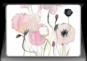 """Lyserøde blomster Skin MacBook Pro 13"""" -2015"""