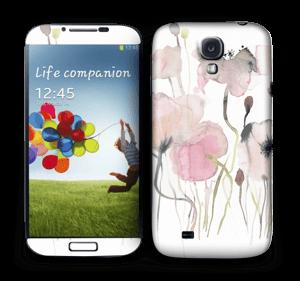 wild blooming flowers Skin Galaxy S4