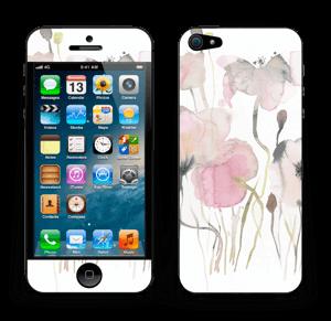 wild blooming flowers Skin IPhone 5