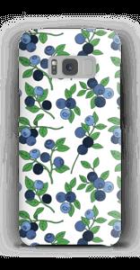 Blaubeerwald Handyhülle Galaxy S8