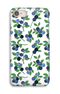 Blåbærskov cover IPhone 8
