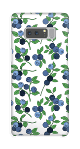 Blueberry forest case Galaxy Note8