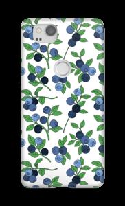 Blueberries case Pixel 2