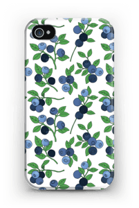 Blueberries case IPhone 4/4s