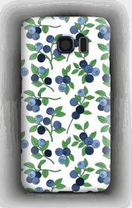 Blueberries case Galaxy S6
