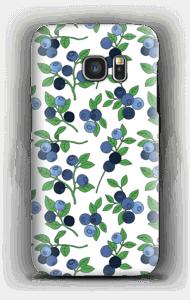 Mustikat kuoret Galaxy S7