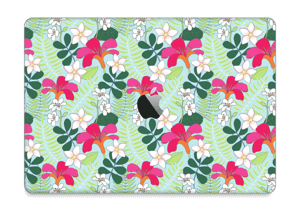"Tropical Flowers Skin MacBook Pro 13"" 2016-"