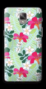 Fleurs des îles Skin OnePlus 3
