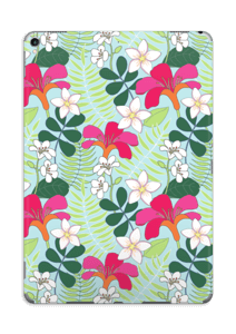Tropical Flowers  Skin IPad Pro 10.5