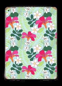 Tropical Flowers Skin IPad Pro 12.9