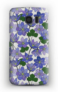 Blåveis deksel Galaxy S6