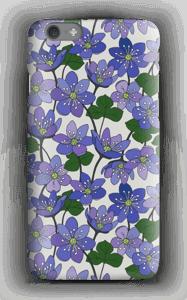 Fleurs violettes Coque  IPhone 6s