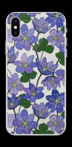 Leberblümchen Skin IPhone X