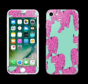 Losser i pink Skin IPhone 7