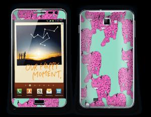 Pink & Wild Skin Galaxy Note