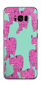 Lynx Rose Skin Galaxy S8 Plus