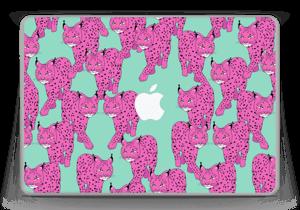 """Pink & Wild Skin MacBook Pro 13"""" -2015"""