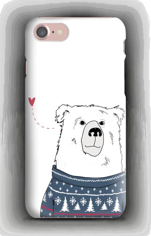 Vintrig björn skal IPhone 7