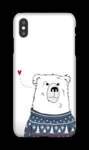 Vinterbjørn deksel IPhone XS Max