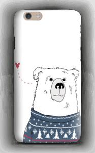 Vinterbjørn deksel IPhone 6