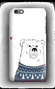 Vintrig björn skal IPhone 6s Plus
