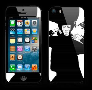 Sonja Skin IPhone 5s